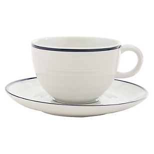 Taza de Té con Platillo Roulette