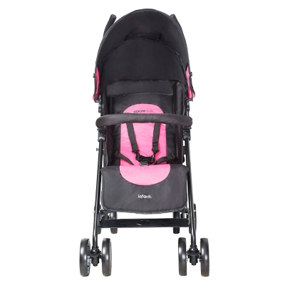 Coche Paseo Pink Black