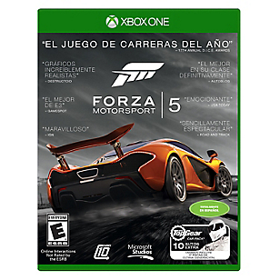Juego Xbox One Forza Motorsport 5