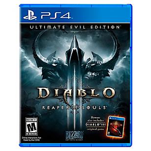 Diablo III: Reaper Of Souls PS4