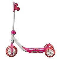 Scooter 3 Ruedas Rosado