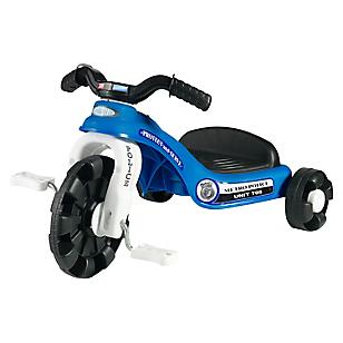 Triciclo Policía