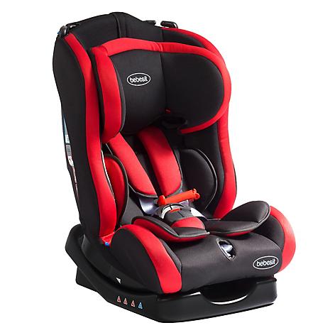 Bebesit silla de auto orbit roja for Silla de auto infanti