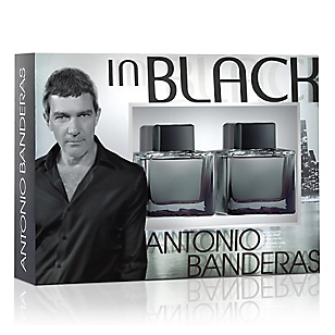 Set Perfume Black EDT 100 ML + After Shave 100 ML
