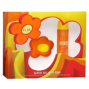 Flor Eau de Toilette 100 ml