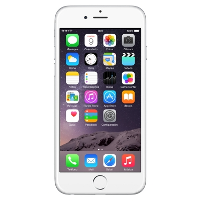 iPhone 6 128 GB Silver Liberado