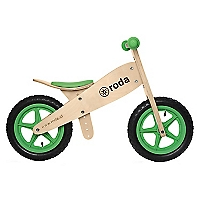 Bicicleta Aro 12 Cl�sica verde