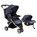 Coche Travel System Azul RS-1320