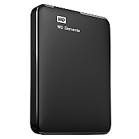 Disco Duro Elements 2TB Negro
