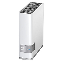 Nube Personal My Cloud 2TB Blanco