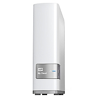 Nube Personal My Cloud 4TB Blanco