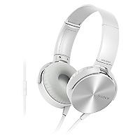 Audífonos Over Ear XB450 Blanco