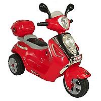 Scooter Bike Rojo