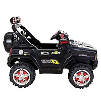 Jeep a Bater�a con Control Remoto