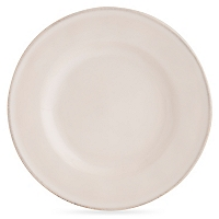 Plato Pan 15  cm Blanco
