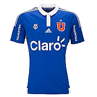 R�plica Oficial Camiseta Universidad de Chile 2015