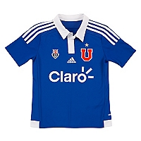 Camiseta Ni�o Local Universidad de Chile 2015
