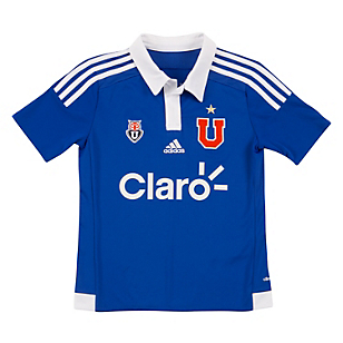 Camiseta Niño Local Universidad de Chile 2015