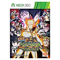 Naruto Ship Ultra Ninja Storm Revolution Xbox 360