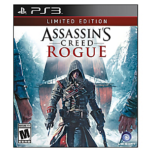 Assassin's Creed Rogue Limited Edition PS3