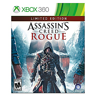 Assassin's Creed Rogue Limited Edition Xbox 360