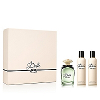 Perfume Dolce 75 ml + loci�n 100 ml y gel de ducha