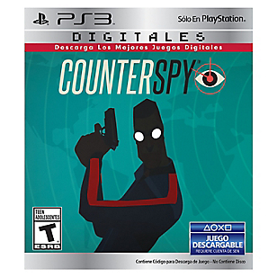 Counter Spy (digital) PS3