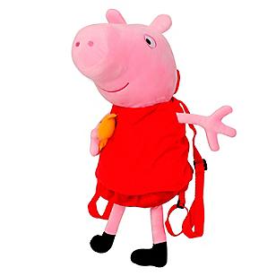 Peluche Mochila Peppa Pig