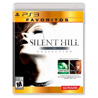 Silent Hill Hd PS3