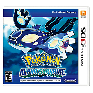 Pokemon Alpha 3DS