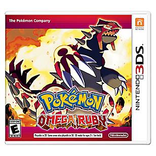 Pokemon Omega 3DS