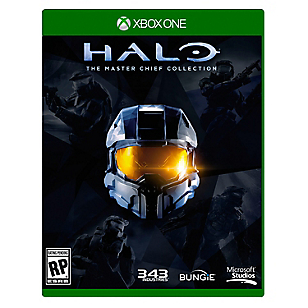 Juego Xbox One Halo The Master Chief Collection Day One