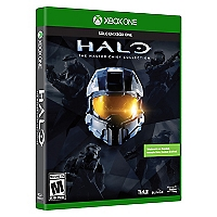 Juego Xbox One Halo The Master Chief Collection
