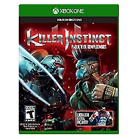 Killer Instinct Retail Release Xbox One