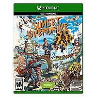 Sunset Overdrive Replen Xbox One