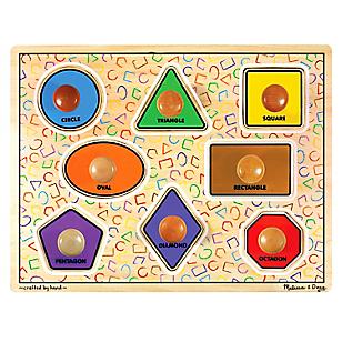 Puzle Formas Geométricas
