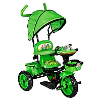 Triciclo Looney Tunes verde