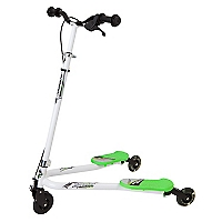 Tri Scooter Verde