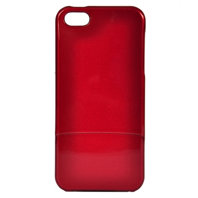 Carcasa Glossy iPhone 5/5S Roja