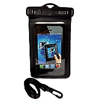 Funda Impermeable iPhone 4/4S/5/5S Negro