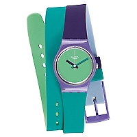 Reloj Mujer Bicolor