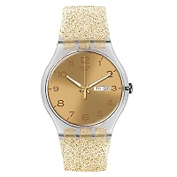 Reloj Mujer Golden Sparkle