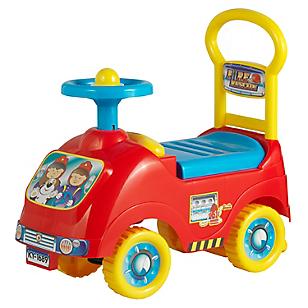 Correpasillo carro bombero