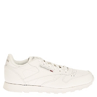 Zapatilla Unisex Classic Leather Blanca 26-33