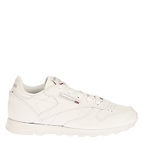 Zapatilla Unisex Classic Leather Blanca 18-25