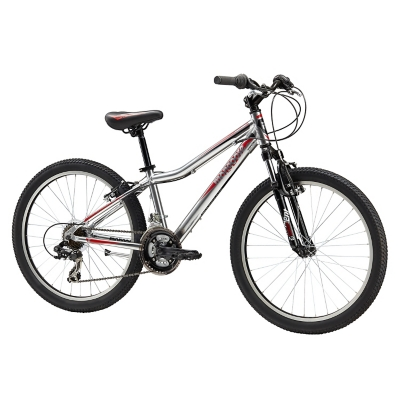 Bicicleta Aro 24 Rockadile Silver