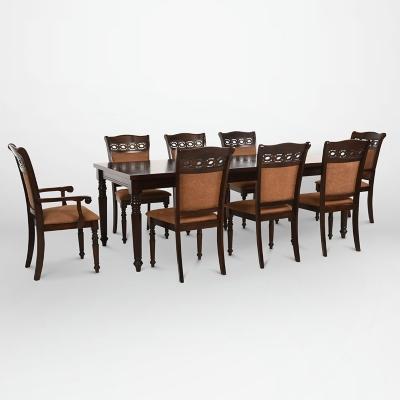 Juego de comedor le blanc 6 sillas 2 sitiales for Precio juego de comedor con 6 sillas