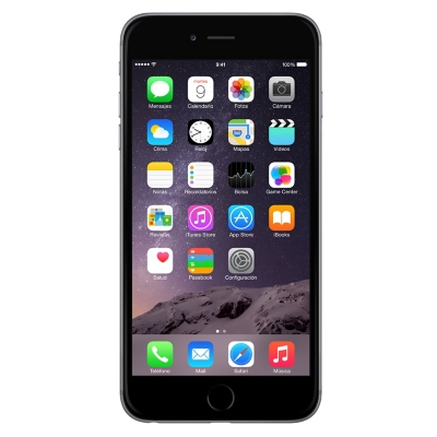 iPhone 6 16 GB Gris Movistar