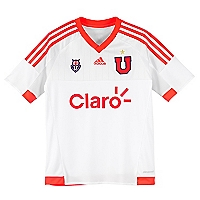 Camiseta Ni�o Visita Universidad de Chile 2015 - 2016