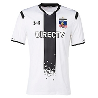 Camiseta Local Colo Colo 2015 Adulto